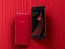 Oppo F3 Diwali Limited Edition launched: Stylish design with bright Red color