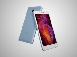 Xiaomi Redmi Note 4 gets a new paint job: Will now come in blue color variant as well