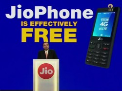 Reliance Jio to deliver 6 million units of JioPhone starting Sunday