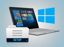 Things you need to do first with your new Windows laptop