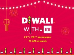 Xiaomi Diwali with Mi Re. 1 flash sale: Discounts on...