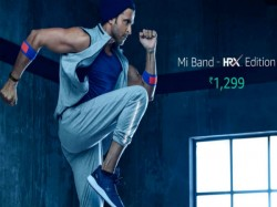 Xiaomi Mi Band HRX Edition launched with 23-day battery life, sale debuts on September 18