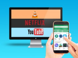 You can control Netflix, YouTube, and VLC on PC using your phone