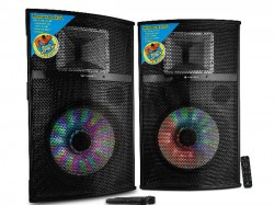 Zebronics launches DJ Speakers 'Monster Pro X15L' with Bluetooth at Rs. 32,499