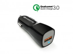 Amkette launches Qualcomm certified Quick Charge 3.0 Car Charger in India