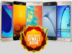 Avail best offers of Samsung smartphones this Diwali