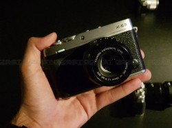 Fujifilm X-E3 mirrorless camera launched in India: It's ready to maximize functional performance
