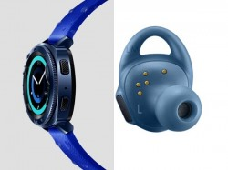 Samsung Gear Sport and Gear IconX price announced