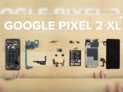 Google Pixel 2 XL scores 6 out of 10 in repairability test
