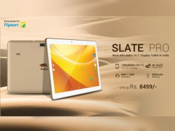 Swipe Slate Pro tablet with 10.1-inch display, 5,000mAh battery launched at Rs. 8,499