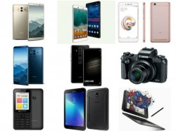 Weekly Roundup: Smartphones launched last week