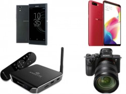 Weekly Roundup: smartphones launched last week: Sony Xperia R1, OPPO F5, Bharat 2 ultra and more