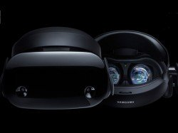 Samsung announces HMD Odyssey Headset powered by Microsoft's Mixed Reality platform