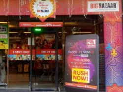 Xiaomi Redmi Note 4 and Redmi 4 is now available at Big Bazaar: Partnership announced