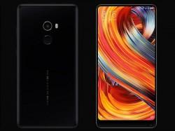 Xiaomi Mi MIX 2 vs other smartphones under Rs 40,000