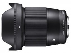 SIGMA 16 mm F1.4 DC DN Contemporary lens to be released soon