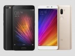 Xiaomi Mi 5 and 5s Plus now start receiving MIUI 9 update
