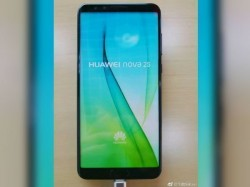 Huawei Nova 2s leaked; full-screen design, 6GB RAM, quad cameras in tow