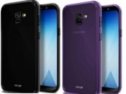 Samsung Galaxy A5 (2018) renders confirm Infinity Display