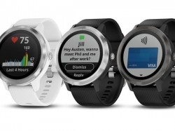 Garmin Vivoactive 3 launched in India for Rs. 24,990
