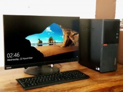 Lenovo ThinkCentre M710T review: Performance driven compact computing machine