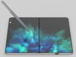 Another Microsoft patent for a Surface Phone with foldable displays shows up