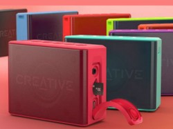 Creative Muvo 1c and Chrono Bluetooth speakers launched starting from Rs. 3,499
