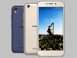 Karbonn K9 Music 4G launched at Rs. 4,990