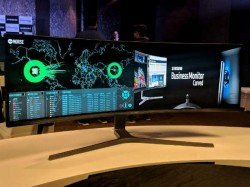 Samsung 49-inch ultrawide Curved QLED Monitor First Impressions