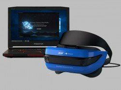 Acer India announces first Windows Mixed Reality headset