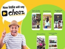Cheetah Mobile introduces new video app Cheez in India: Features, downloads and more