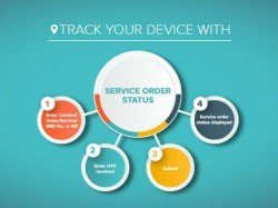 Here's how to track your Xiaomi device repair status online