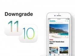 How to downgrade from iOS 11 to iOS 10 on your Apple device
