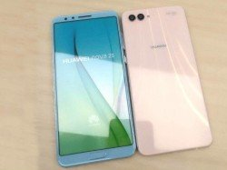 Huawei Nova 2s live pictures and poster leaked again: Looks good and stylish