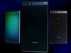 Upcoming Huawei P series smartphone to feature triple-lens 40MP and 24MP cameras