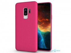Images of Samsung Galaxy S9+ with colorful cases hit the web