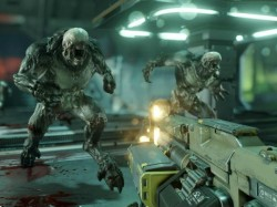 Nvidia releases game-ready driver for Doom VFR