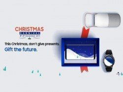 Samsung announces Christmas Carnival sale: Exciting deals and offers for consumers