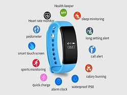 5 best fitness bands to buy in India under Rs. 5000