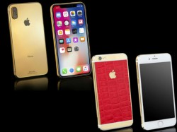 5 Gold-plated smartphones you can buy in India