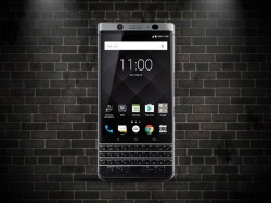 BlackBerry launches limited edition black KEYone
