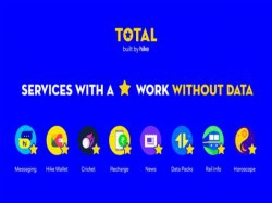 Hike introduces Total, in partnership with telecom operators