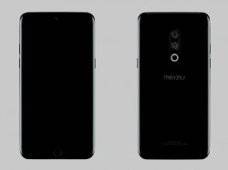 Meizu 15 render leaked online: Shows off curved display, dual cameras and more