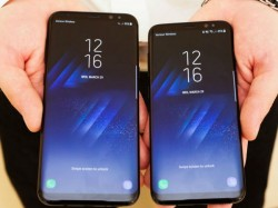 Samsung Galaxy S8 and S8 Plus users to get stable Android Oreo update soon