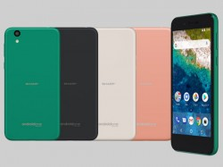 Sharp S3 with Android One OS launched: Price, features and more