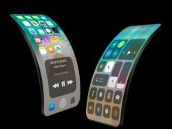 Alluring concept smartphones' renders leaked recently
