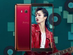 HTC U11 EYEs launched with dual selfie cameras, 6-inch display