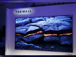"""Samsung announces """"The Wall,"""" the world's first modular MicroLED TV"""