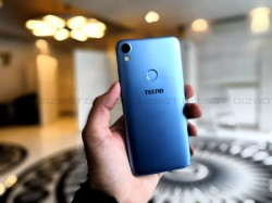 Tecno Camon I First Impressions: Focus on photography and multimedia playback