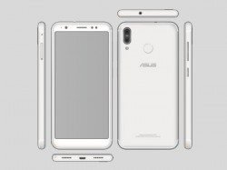 Asus ZenFone 5 leaked renders show 18:9 display, dual cameras and more